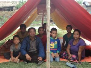 Chitwan home